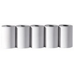 BOBINA per banca TPE della scheda terminale in carta termica 57 x 40 x 12 mm - il 5