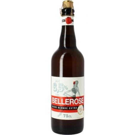 cerveza BELLEROSE extra Bonde 6,5 ° franceses 75 cl