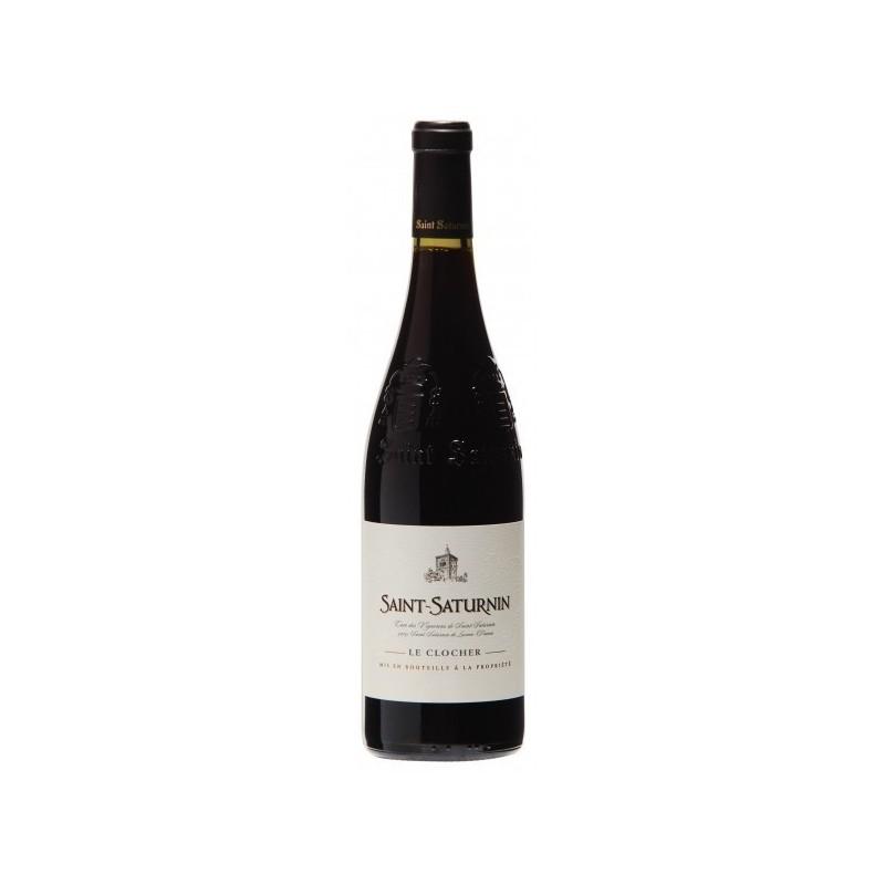 Le Clocher Cave Saint Saturnin LANGUEDOC Red wine PDO 75 cl
