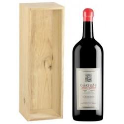 Château Haut Gléon CORBIERES Vin Rouge AOP 3 L dans sa caisse en bois