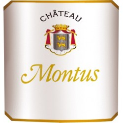 Montus Domaine Brumont MADIRAN Red wine PDO 75 cl