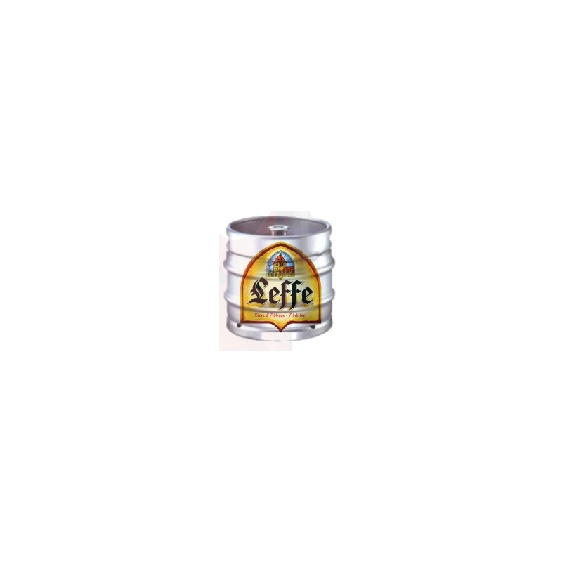 Bière LEFFE ABBAYE Blonde Belge 6.6° fût de 30 L (30 EUR de consigne comprise dans le prix)