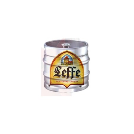 Beer LEFFE ABBAYE Blonde Belgian 6.6 ° barrel 30 L (30 EUR deposit included in the price)