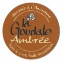 GOUDALE Beer Ambrée Française 6.1 ° barrel of 20 L (30 EUR deposit included in the price)