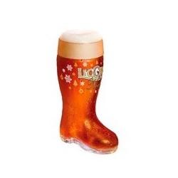 Bier CHRISTMAS LICORNE Französischer Ambrée 5,8 ° war 15 L (30 EUR Kaution im Preis enthalten)