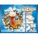 Beer CHRISTMAS LICORNE French Ambrée 5.8 ° was 15 L (30 EUR deposit included in the price)