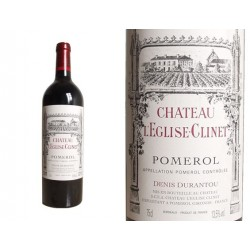 Chateau L'Eglise Clinet 2006 POMEROL vino rosso AOC 75 cl