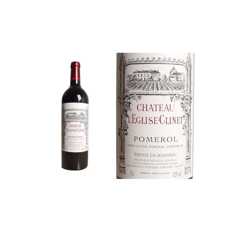 Chateau L'Eglise Clinet 2006 POMEROL Vino tinto AOC 75 cl