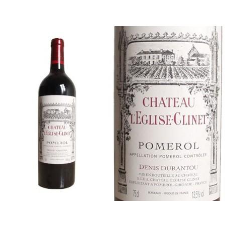 Château L'Eglise Clinet 2006 POMEROL Red wine AOC 75 cl