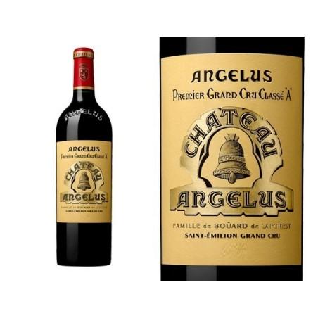 Château Angelus 2013 1erGCC SAINT EMILION GRAND CRU classificato A Vino Rosso DOP 75 cl