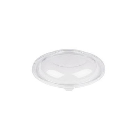 COVER for Salad bowl 4.5 L clear crystal plastic APET