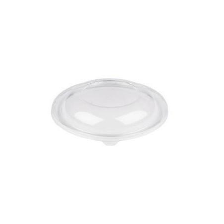 Deckel für Salatschüssel 4,5 L klarem Kristall Kunststoff APET