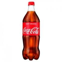COCA COLA pet bottiglia di plastica 1 L