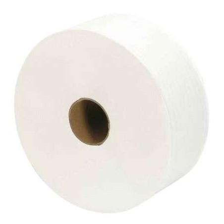 Papier Hygiénique Maxi Jumbo 2 plis 270 m prédécoupé - la bobine