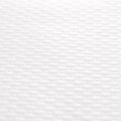 Mantel blanco en papel gofrado 80 x 120 cm - el 250