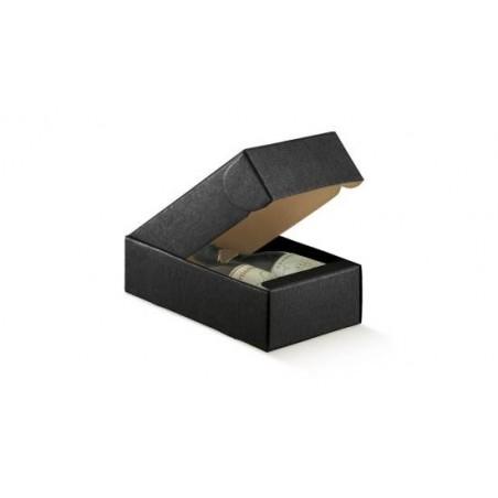 """BOX BOX BLACK for 2 bottles all format """"SETA"""""""