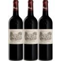 Château Lafite Rothschild 2016 1st Grand Cru classified 1855 PAUILLAC AOC Red 75 cl - the wooden case of 3 bottles