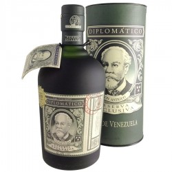 Dark rum Diplomatico Reserva Exclusiva 40 ° 70 cl