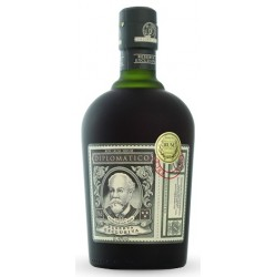 Dark rum Diplomatico Reserva Exclusiva 40 ° 70 cl