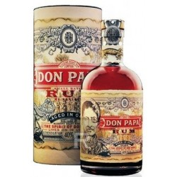 RUM Old Don Papa 7 Jahre amber 40 ° 70 cl