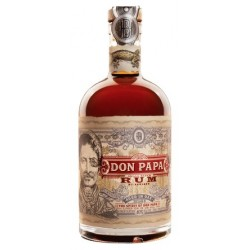 RUM Old Don Papa 7 years amber 40 ° 70 cl