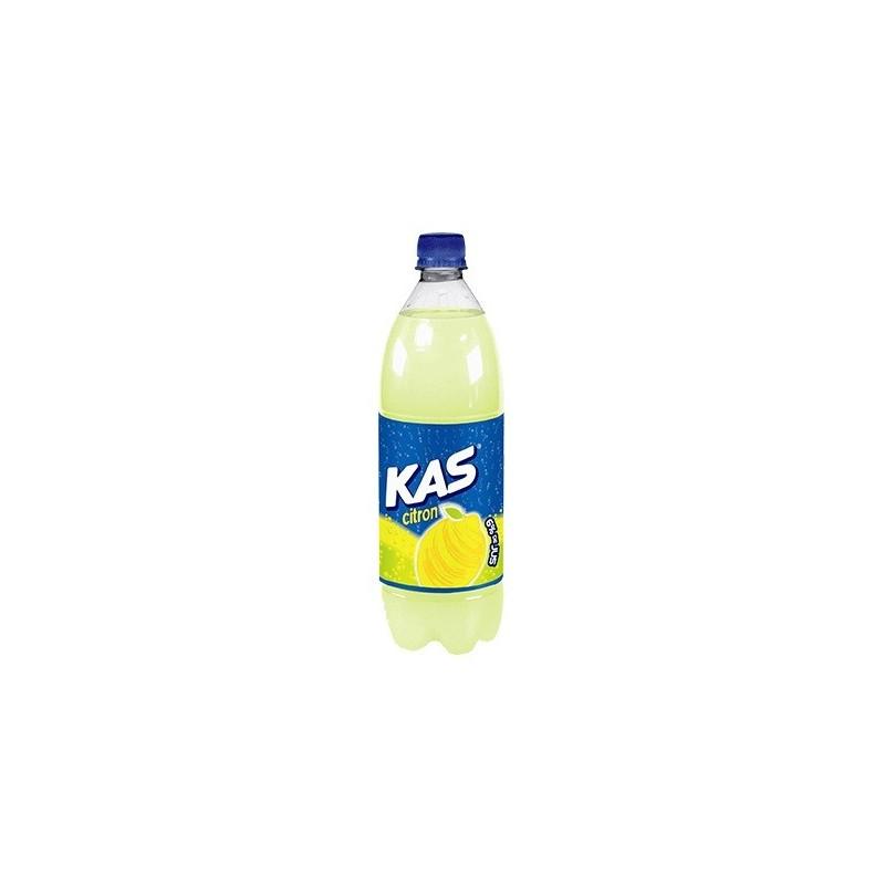 KAS Citron en bouteille plastique 1 L