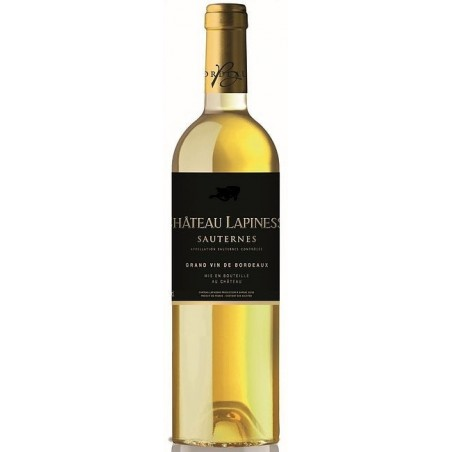 Château Lapinesse SAUTERNES Sweet White Wine AOP 75 cl