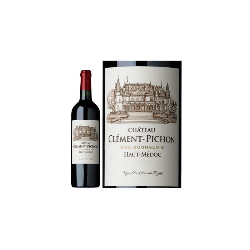 Château Clément Pichon HAUT MEDOC Vino Tinto Cru Bourgeois AOP 75 cl
