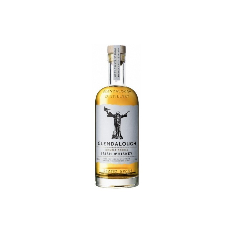 WHISKY Glendalough Double Barrel 42° 70 cl