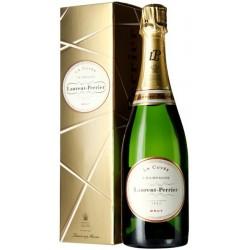 Laurent-Perrier El Cuvée CHAMPAGNE BRUT Vino blanco DOP 75 cl en su estuche dorado
