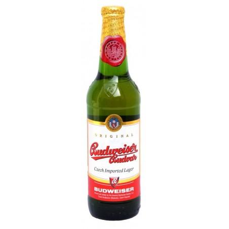 Beer BUDWEISER Original Blonde Czech Republic 5 ° 33 cl