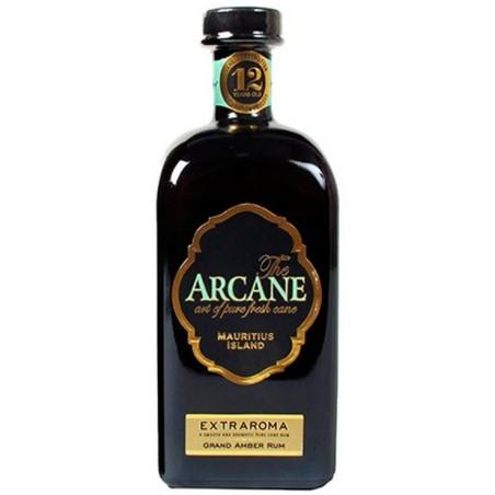 Dark rum Arcane Extraroma 40 ° 70 cl
