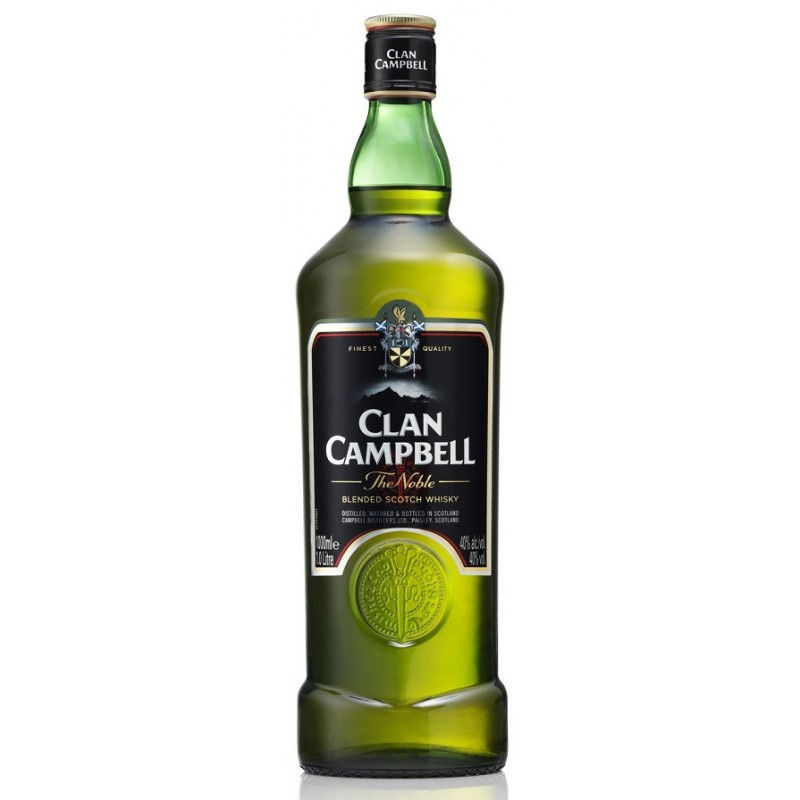 WHISKY Clan Campbell 40° 1 L