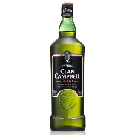 WHISKY Clan Campbell 40 ° 1 L