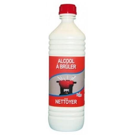 ALCOHOL BURN -90 ° - 1 L bottle