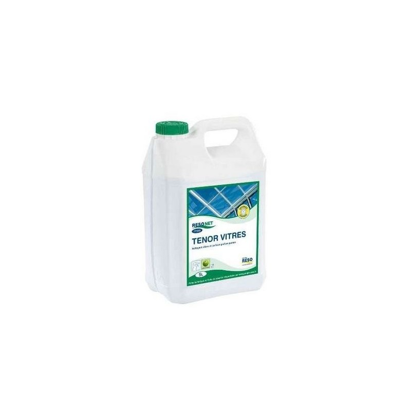 TENOR VITRES Cleaner for Windows and surfaces - Can 5 L