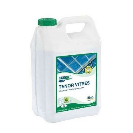 GLASS CLEANER AND SURFACES - Can 5L