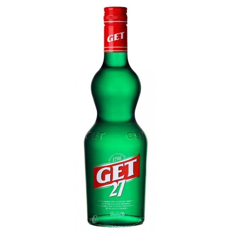 LIQUORE da Get 27 Green Pippermint 21 ° 70 cl