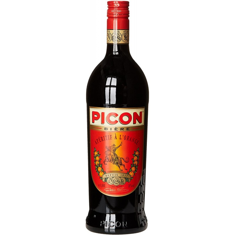 PICON Beer with orange 18 ° 1 L