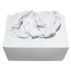 WHITE RAG Standard - 10 kg box