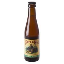 Bière Au Miel Dupont Ambrée Belge 8° 33 cl