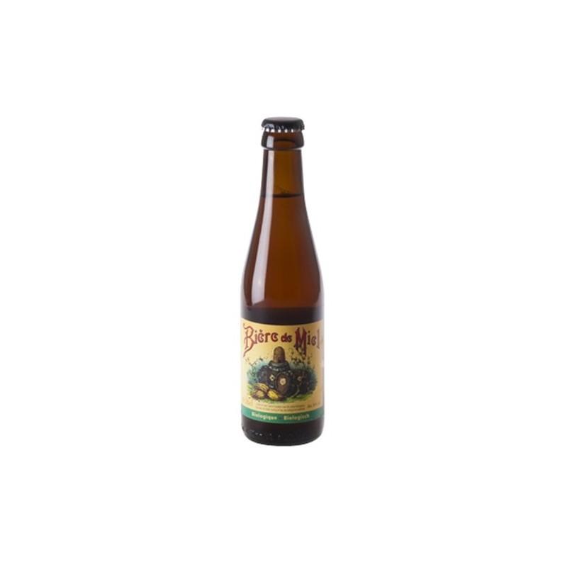 Cerveza de miel Dupont Amber Belga 8 ° 33 cl