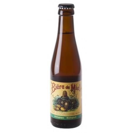 Honey Beer Dupont Amber Belgian 8 ° 33 cl