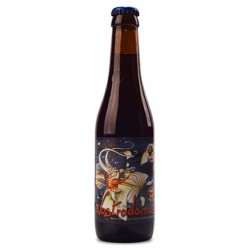 NOSTRADAMUS cerveza marrón belga 9 ° 33 cl