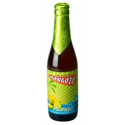 MONGOZO White Beer with Mango Belgian 3.6 ° 33 cl