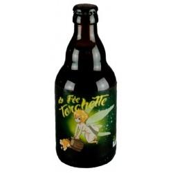 Bier LA FEE TORCHETTE Blond Französisch 7 ° 33 cl