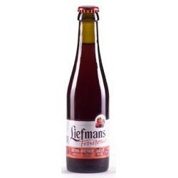 Beer LIEFMANS Fruitesse On The Rocks Blond Red Fruits Belgian 3.8 ° 25 cl