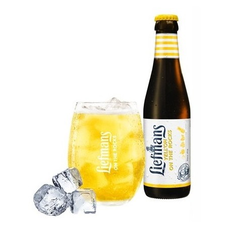 LIEFMANS Yel Oh Lemon Blonde beer Belgian 3.8 ° 25 cl