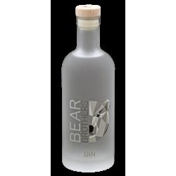 GIN Bear Brother France Distillerie des Pyrénées 45 ° 50 cl