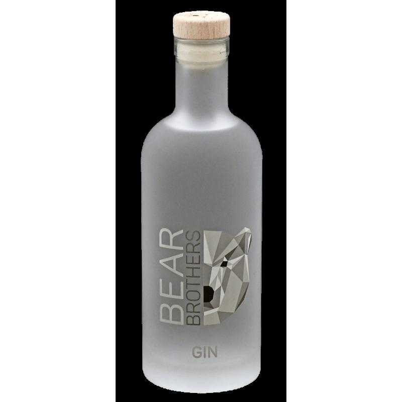 GIN Bear Brother Frankreich Distillerie des Pyrénées 45 ° 50 cl